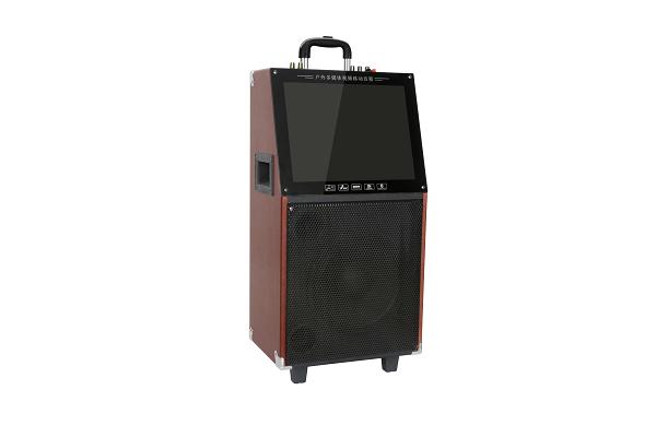Karaoke Trolley Speaker