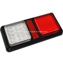 61 LEDs carro parada/cola/luz con cinta reflectante