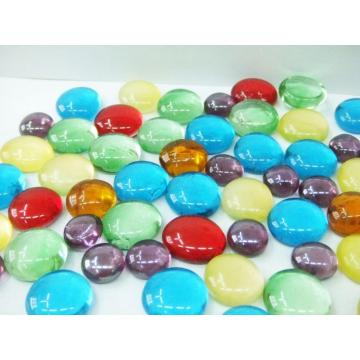 Multicolor Vase Filler Glass Gems Glass Glass Beads