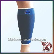 Durable de compresión de algodón de algodón transpirable de alivio de dolor Crus manga térmica