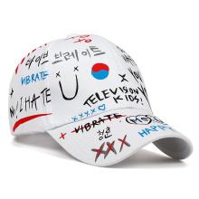 Bedruckte Baseballmütze und Hüte