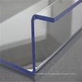 Pieza de plástico de pieza de policarbonato de flexión personalizada