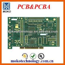 Fabricant électronique de carte PCB, contrôle de l'industrie Pcb