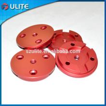 Kundenspezifische Metallbearbeitung CNC-Fräsbearbeitung für Maschinenbauteile und Motorenbauteile