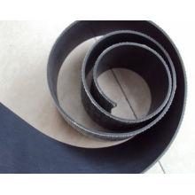 Bande caoutchouc pour pièce textile