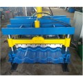 Membina Lembut Roofing Roll Rolling Machine