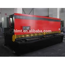 Machine de cisaillage manuel guillotine en métal hydraulique en Chine 10mm