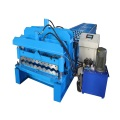 Full Automatic Glazed Roofing Tile Roll Forming Machine