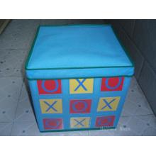 Faltbare Spielzeug-Aufbewahrungsbox, Faltschachtel, Foldaway Toy Box (HBBO-1)