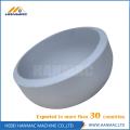 Aluminium-Gasrohrendkappe