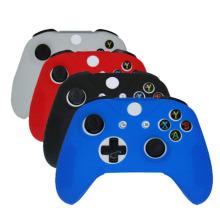 SLIM Soft Silikongummi Haut Gamepad Schutzhülle für Microsoft Für Xbox One S Controller