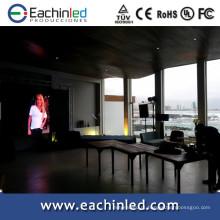 2014 novas invenções de alta definição P3.9,4.8 pantalla LED para eventos do hotel