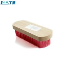 Escova de pratos de madeira flexível personalizável de fabricante chinês