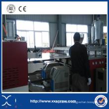 Machine à l'extrudeuse en plastique PVC Sheets