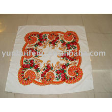 pañuelo estampado pashmina de moda