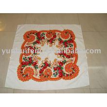 écharpe imprimée pashmina à la mode