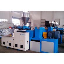 Estándar CE de la máquina del tablero de la espuma de WPC Celuka