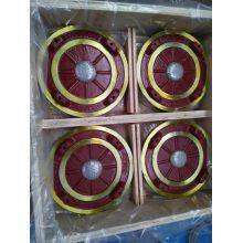 Interchangeable Slurry Pump Parts , High Chrome Alloy Spare Parts , Slurry Pump Wet Parts