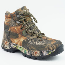 Hombres impermeables al aire libre calzado deportivo camuflaje zapatos de senderismo
