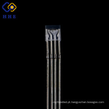De boa qualidade O diodo emissor de luz do diodo emissor de luz da cor completa do diodo emissor de luz da cor 4-DIP conduz à água o cátodo comum claro