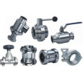 Sanitary Stainless Steel Automatic Air Release Valve (Precision Casting)