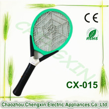 Rechargaeble Mosquito Fly Zapper Swatter with Detachable Flash Light