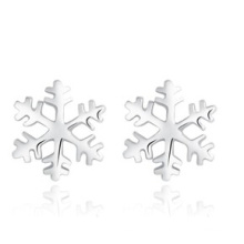 Jóias de Natal / Brinco de Natal / Neve de Natal (XER13372)