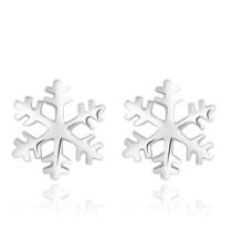 Рождественские украшения/Рождественские серьги/Рождественский снег (XER13372)