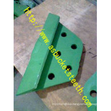 Side Cutters for Hyundai Excavators