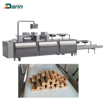 Menggantung Hook Bird Seeds Treat Bar Forming Machine