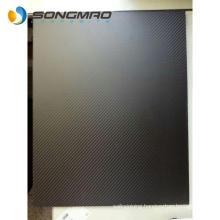 3K twill plain cnc custom machining forged carbon fiber plate carbon fiber sheet