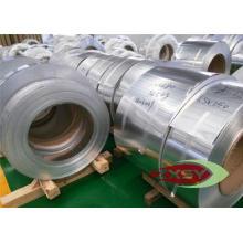 Thin 1200 Semi - Rigid Aluminium Foil Roll For Food Contain