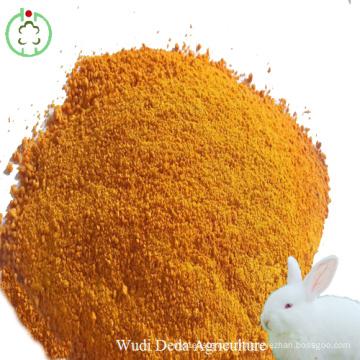 Nourriture chaude de repas de gluten de maïs de vente chaude à haute valeur protéique