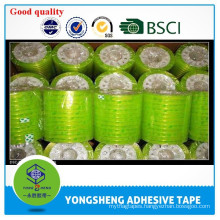 Hot Selling BOPP Easy Tear Colorful Office Transparent Stationery Tape Offer Free Samples