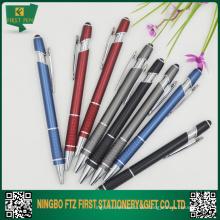 Neuheit Stylus Aluminium Kugelschreiber