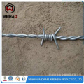 Electro Galvanized Traditional Twist Barbed Wire