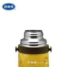 Haute qualité 304 en acier inoxydable à double paroi flacon Svf-600e