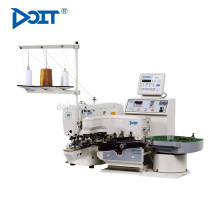 DT977MD-1903A Botão para enviar máquina / máquina de costura de aderência de barra eletrônica de acionamento direto de alta velocidade