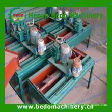 Chine fournisseur couteau meuleuse aiguiseur machine utilisé pour aiguiser le couteau de déchiqueteuse de bois avec CE 008613253417552