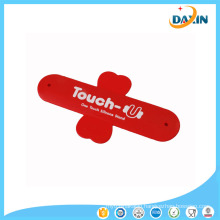 Mini Sticky Customized Logo Soft Silicone Mobile Phone Holder