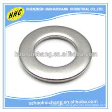 shenzhen manufacturer customized nonstandard aluminum flat washer