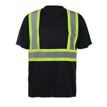 Reflektierende Polyester-Sport-T-Shirt Großverkauf