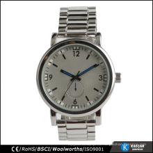 Reloj de la pulsera del estilo del mens japan miyota movement 2035 qualified
