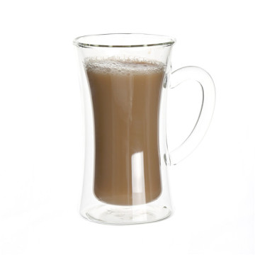 Factory directly supply for Glass Coffee Mugs Drinking Borosilicate Glass Coffee Cup supply to Turkey Factory