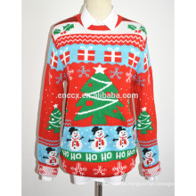 16JW614 lovely chirstmas sweater