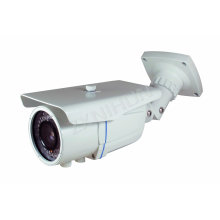2.8- 12mm Manual Zoom Lens, Vandalproof Waterproof Ir Bullet Cctv Camera With 420tvl Ccd