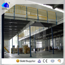 Jracking rack supplier steel structure quality floating mezzanine platform floor