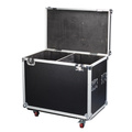Alminum Moving and Linghting Head Flight Case with Casters