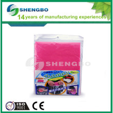 Super absorbent cleaning cloth 35*38cm BLUE PINK