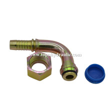 pneumatic hose brass parker reusable hydraulic fittings